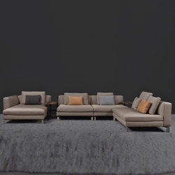 Tay Modular sofa | Modular seating systems | Flou