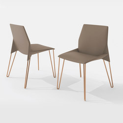 Heron | Visitors chairs / Side chairs | Bonaldo