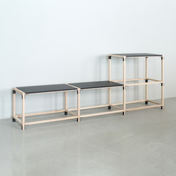 Sticks Shelving | Shelving modules | FILD