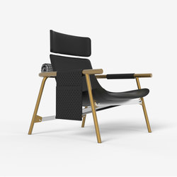 Eddy | Lounge chairs | Bonaldo