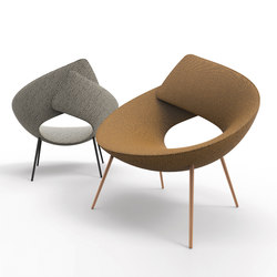 Lock | Lounge chairs | Bonaldo