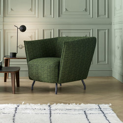 Arno | Lounge chairs | Bonaldo