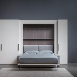 PiazzaDuomo Wall unit | Wall beds | Flou