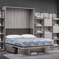 London Bridge Wall unit | Wall beds | Flou