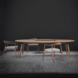 Tekton table | Tables de restaurant | Flou