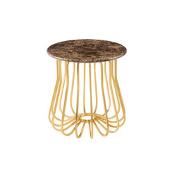 Rococo Side Tables | Side tables | Martin Huxford Studio