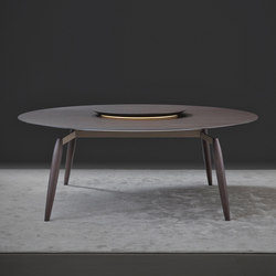 Tekton table | Restaurant tables | Flou