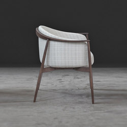 Tekton armchair | Lounge chairs | Flou