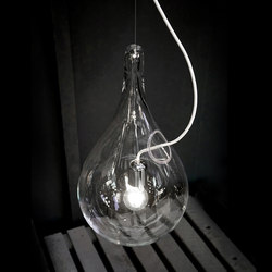 Liquid Light Drop 2s glass | Illuminazione generale | next