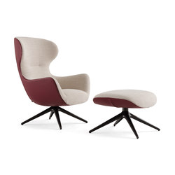 Mad Jocker | Wing chairs | Poliform
