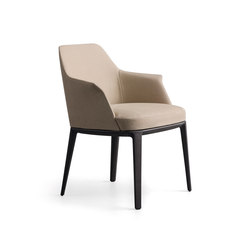 Sophie | Visitors chairs / Side chairs | Poliform