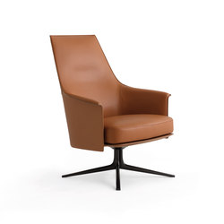 Stanford Lounge | Lounge chairs | Poliform
