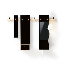 Rechenbeispiel mirror board | Mirrors | Nils Holger Moormann