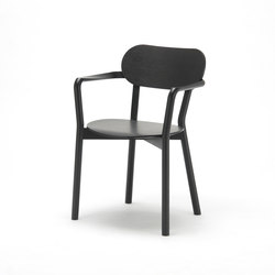 Castor Armchair Plus | Chairs | Karimoku New Standard