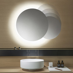 Eclissi | Bath mirrors | Agape