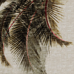 Raffia & Madagascar | Cuba Libre VP 603 01 | Wall coverings / wallpapers | Elitis