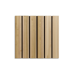 Ideawood | Slats Lamas | Wood panels | IDEATEC