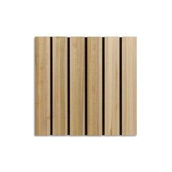 Ideawood | Slats Lamas | Wood panels | IDEATEC