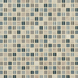 Ebb & Flow Sand And Surf | Glas Mosaike | Crossville
