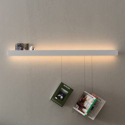 Groove | barra | Illuminated shelves | CACCARO