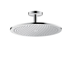 AXOR Shower Collection Overhead shower 350 1jet with ceiling connector | Shower controls | AXOR