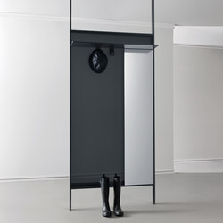 SideView | View | Freestanding wardrobes | CACCARO