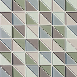Groove Glass Vogue | Glas Mosaike | Crossville