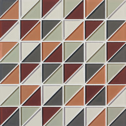 Groove Glass Conga | Glass mosaics | Crossville