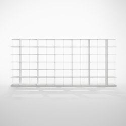 POISE | Office shelving systems | Engelbrechts