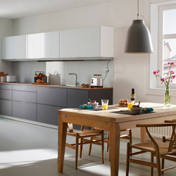 UMBRA-E Anthracite Grey | Fitted kitchens | Santos