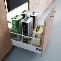 ARIANE 2 Interior organisation | Kitchen organization | Santos