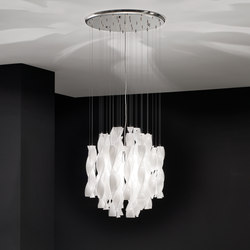 Aura sospensione 45 | Ceiling suspended chandeliers | Axolight