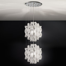 Aura sospensione 45/2 | Ceiling suspended chandeliers | Axolight
