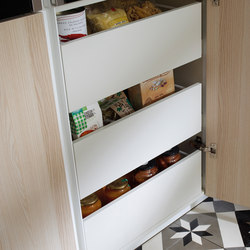 LINE-E Space for storing | Kitchen organization | Santos