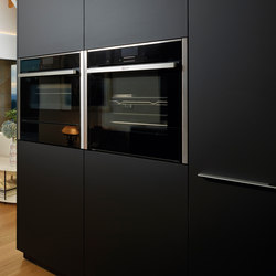 LINE Silk Super-matt and anti-fingerprint finish | Fitted kitchens | Santos