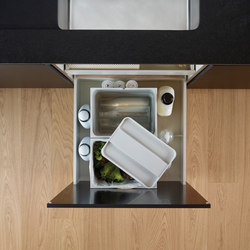 LINE Sink unit | Kitchen organization | Santos