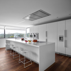 INTRA SM White | Fitted kitchens | Santos