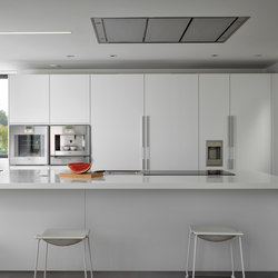 INTRA More solutions in less space | Fitted kitchens | Santos