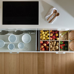 ARIANE 2 Santos' projection | Kitchen organization | Santos