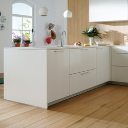 ARIANE 2 Integrated dishwasher | Fitted kitchens | Santos
