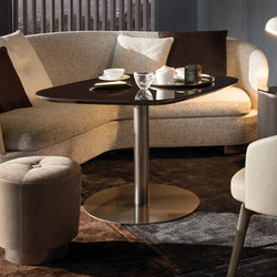Diamond Lounge Table | Side tables | Minotti