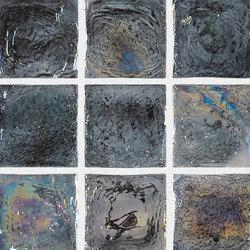 Origins Glass Oyster Shell | Glass mosaics | Crossville