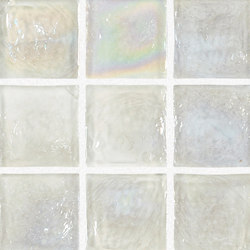 Origins Glass Snow Flake | Mosaici | Crossville