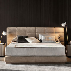 Lawrence Bed | Camas | Minotti