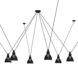 LES ACROBATES DE GRAS - N°326 black | General lighting | DCW éditions