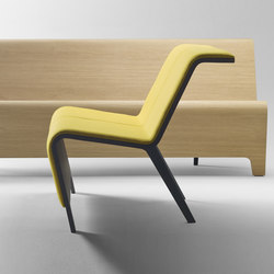 Back Modular Seating | Sillas de visita | Sellex