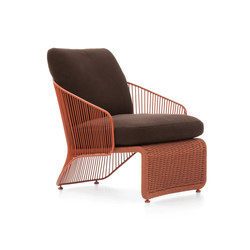Colette Outdoor Armchair | Gartensessel | Minotti