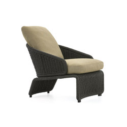 Halley Outdoor Armchair | Armchairs | Minotti