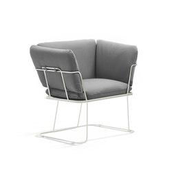 MERANO ME01 BEV154 | Garden armchairs | B-LINE