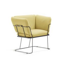 MERANO ME01 NEV424 | Garden armchairs | B-LINE